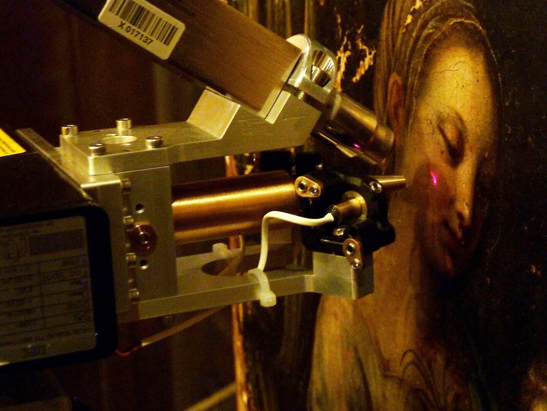 Les technologies scientifiques les plus avancées, telles que la fluorescence X, ont été utilisées pour sonder les secrets de ce tableau.