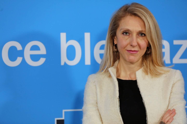 Sibyle Veil, présidente-directrice générale de Radio France.
