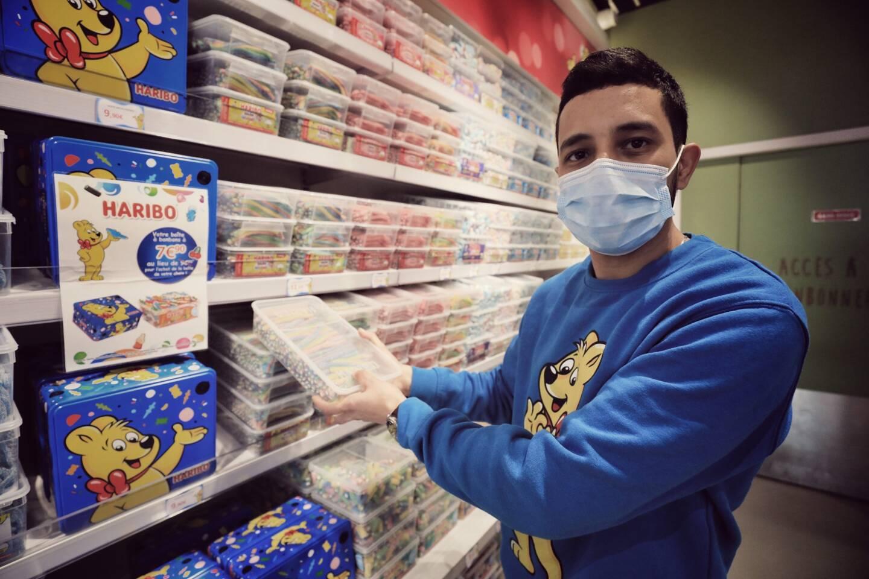 Haribo vend 72.000 tonnes de bonbons en France chaque année.