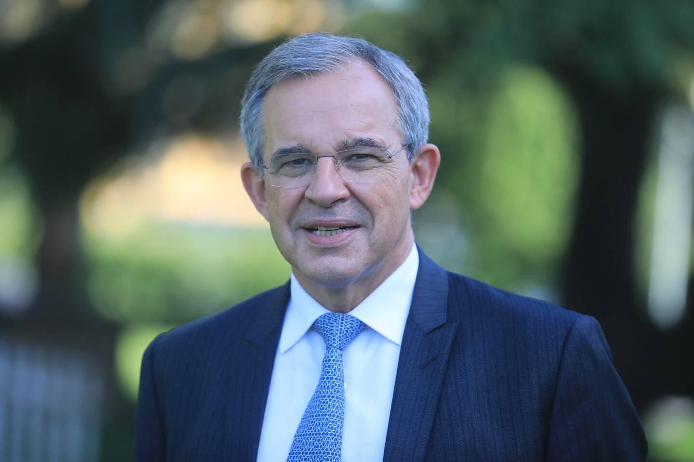 Thierry Mariani, candidat RN aux régionales en Paca.