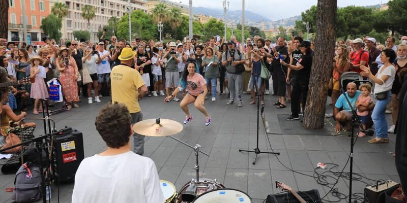 A Nice, ils défilent contre la réforme de l'Assurance chômage