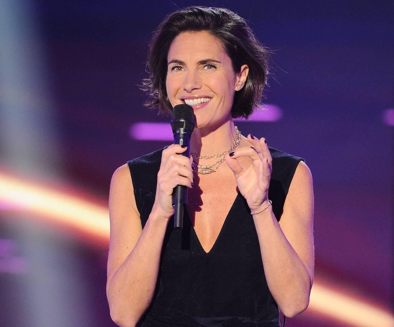 Alessandra Sublet choisit ses émissions au feeling.Et là, c'était carrément le coup de cœur.