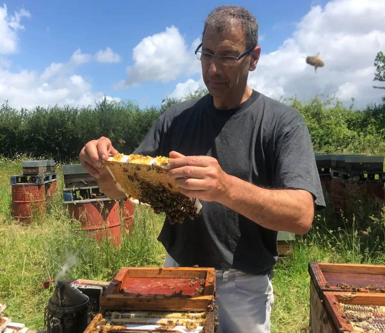 Franck Alétru, président du Syndicat national d'apiculture, envisage de saisir Interpol.
