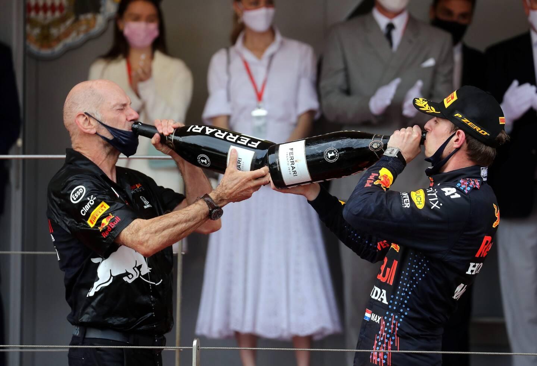 Max Verstappen entre au palmarès du Grand Prix de Monaco.