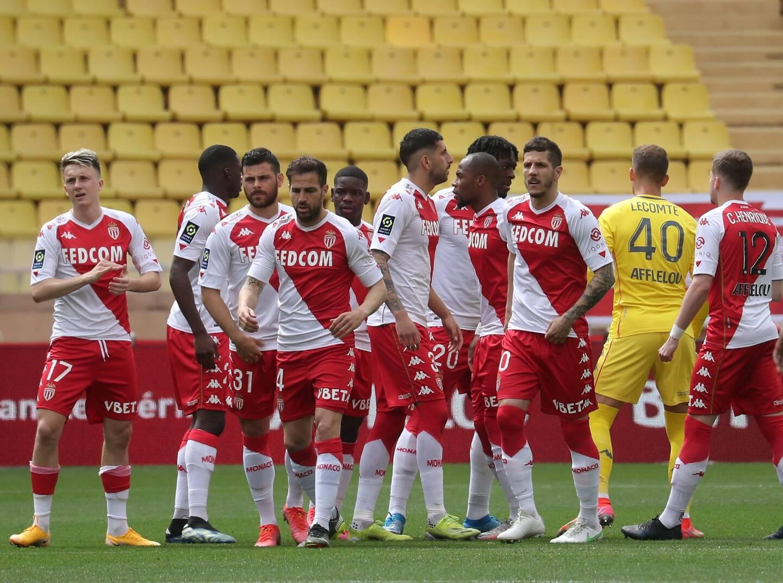 L'AS Monaco grimpe sur le podium après sa victoire contre Metz (4-0).