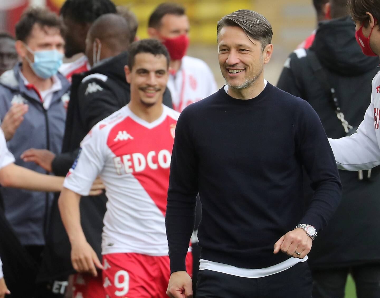 Niko Kovac a le sourire, mais reste prudent.
