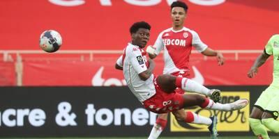 L'AS Monaco tenue en échec à la pause contre Dijon (0-0)