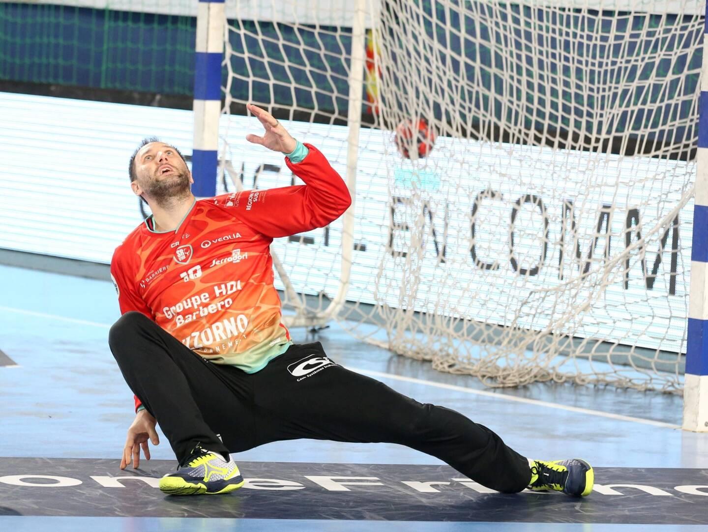 En réussite dimanche face à Aix (11 arrêts), Mihai Popescu ne pourra vraisemblablement pas profiter de sa bonne forme du moment.
