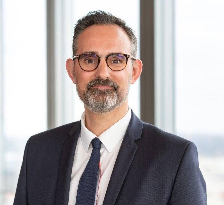 Sylvain Vial, nouveau membre du directoire de la CECAZ, pôle Banque de détail.