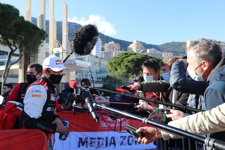 Si Sébastien Ogier se lance à la conquête d'une 9e victoire en 2002, ce sera à Monaco.
