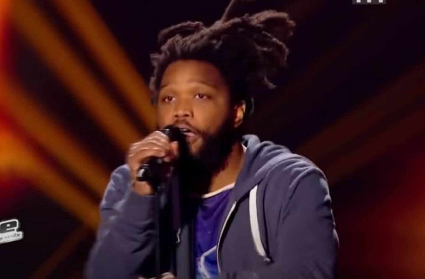 "Spleen, ancien candidat de l'émission ""The Voice""."