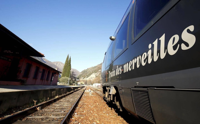 """Grâce au retour prochain du train des Merveilles va permettre aux habitants de la vallée de La Roya de """"retrouver une vie normale"""""""