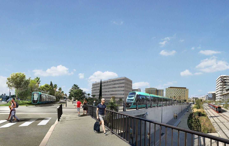 La future ligne qui va relier Nice à Cagnes-sur-Mer, en passant par Saint-Laurent-  du-Var, est annoncée à l'horizon 2026. La concertation publique continue et des ateliers en visioconférence sont organisés jusqu'à la fin du mois.