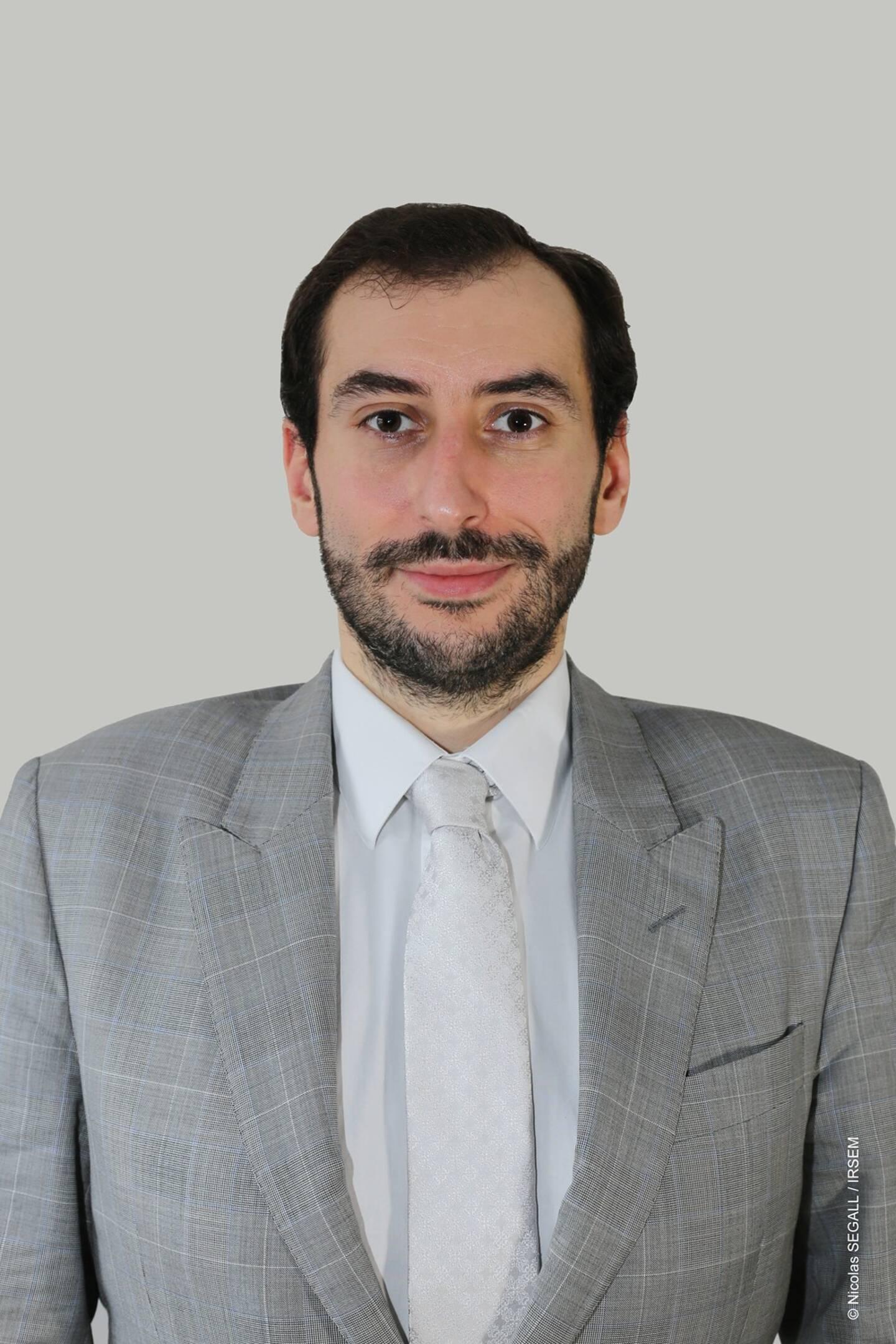Nicolas Mazzucchi, chargé de recherches à la Fondation pour la recherche stratégique, responsable notamment des questions d'énergies et de matières premières.