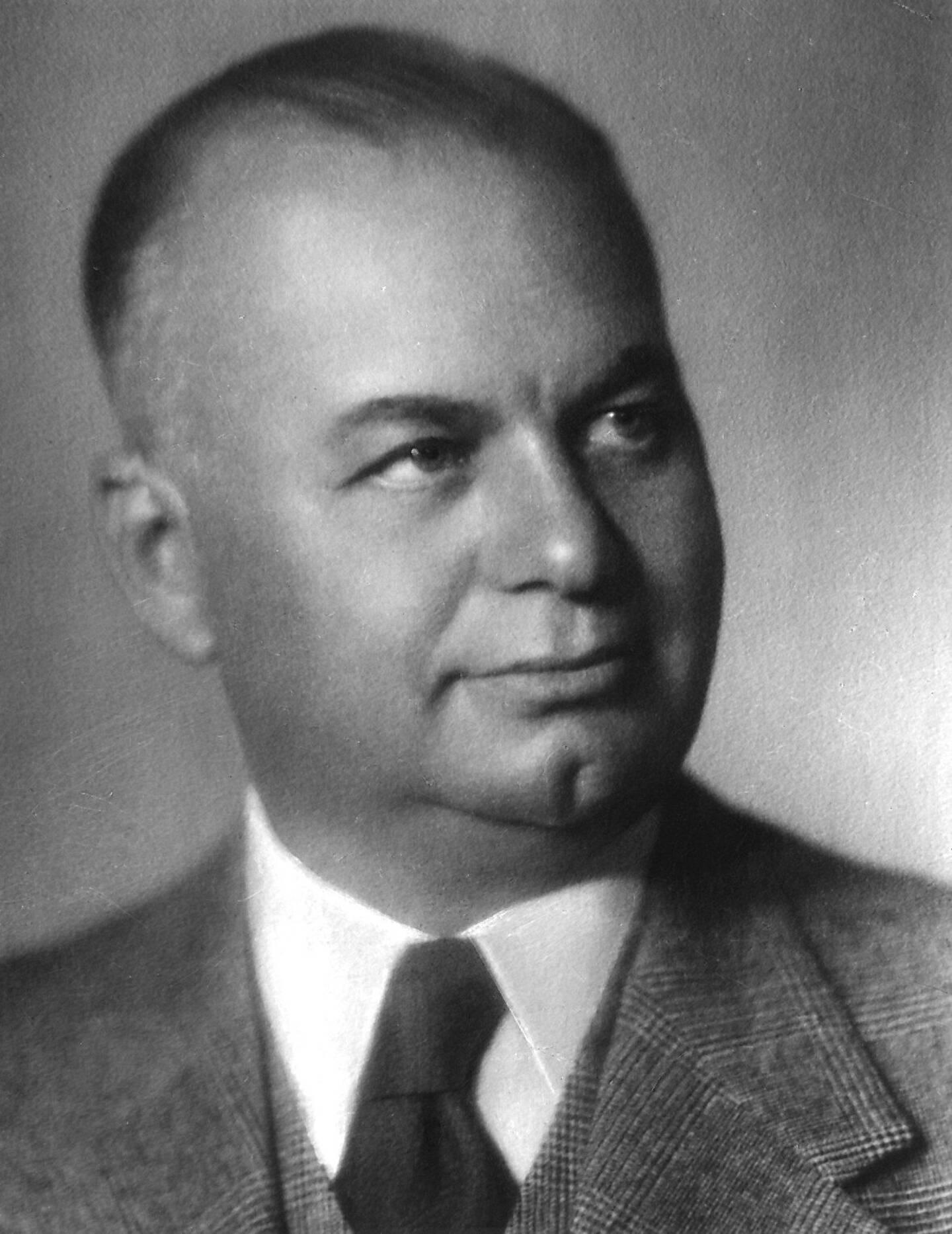 Hans Riegle, fondateur de la marque.