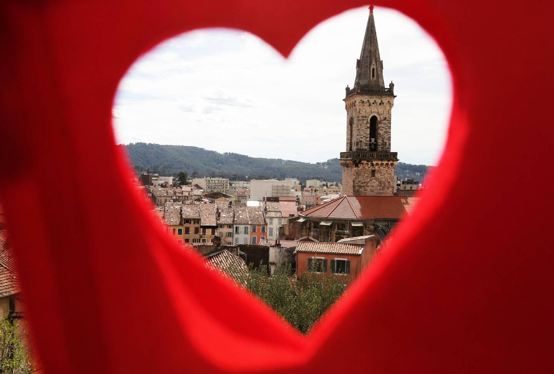 Grasse, Draguignan (ci-dessus), Brignoles et Vallauris-Golfe-Juan font partie des 222 villes françaises qui bénéficient du plan Action cœur de ville.
