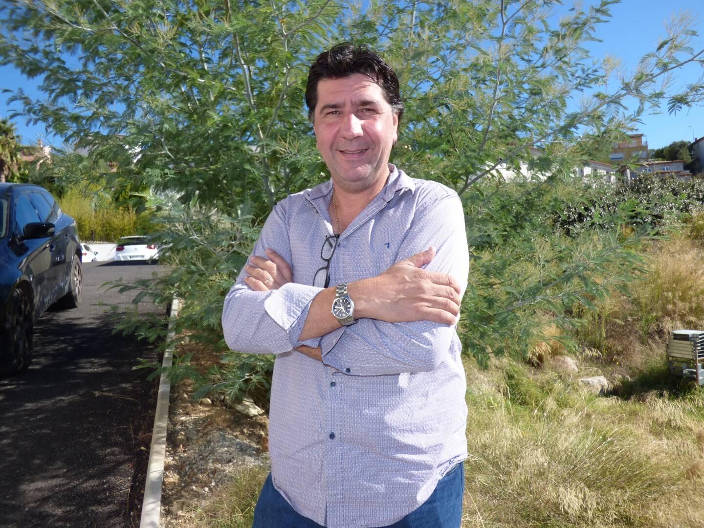 Laurent Giubergia, maire du Plan de la Tour