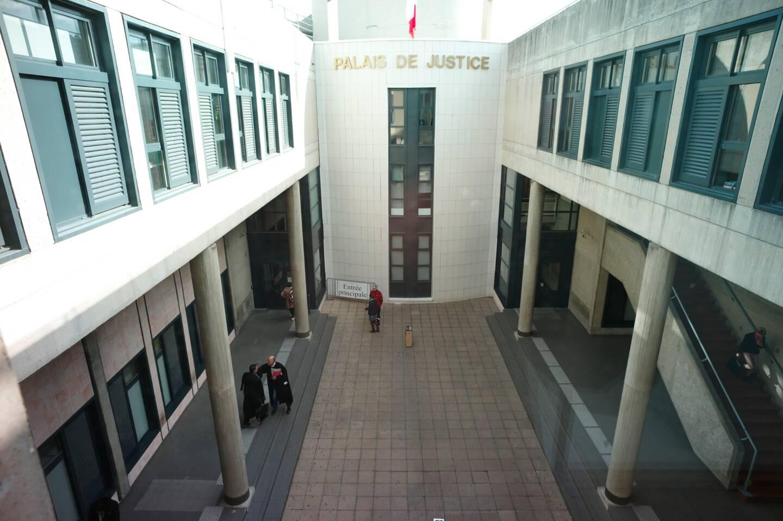 Palais de justice de Draguignan.