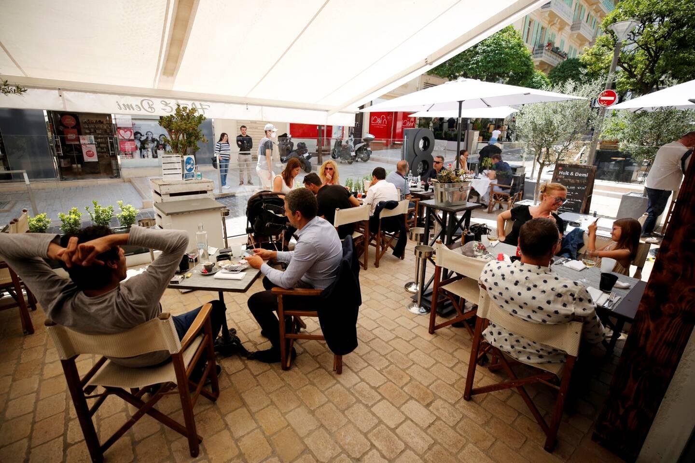 Dès samedi, les restaurants de la Principauté pourront aussi accueillir les résidents des Alpes-Maritimes et la proche Ligurie (jusqu'à San Remo)