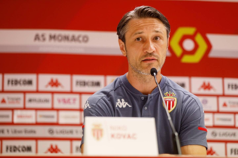 Niko Kovac, le coach de l'AS Monaco.