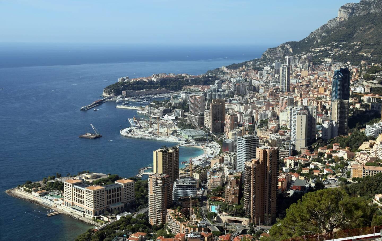 L'établissement fermé temporairement se situe avenue Princesse-Grace, à Monaco.
