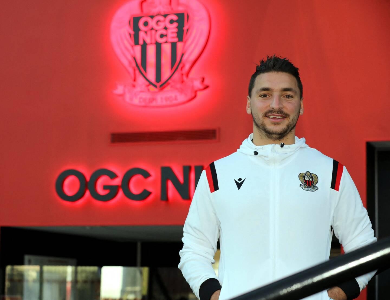 Cardinale, 27 ans, aura joué son dernier match avec le Gym, en Ligue Europa, sur la pelouse de l'Hapoël Beer-Sheva (le 10 décembre 2020) avec le brassard de capitaine.