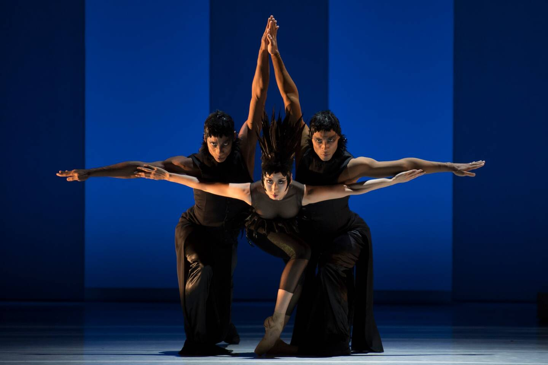 Sur les quatre représentations de LAC, trois ont été annulées et une interrompue avant le terme du premier acte.