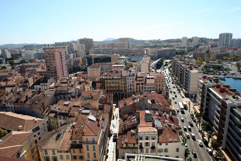 La zone franche de Toulon.