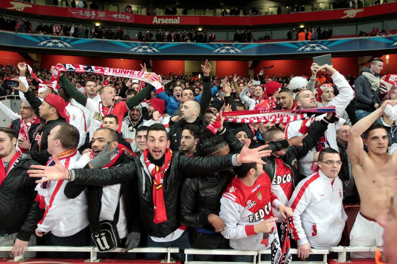 C'était un mercredi 25 février 2015. Huitième de finale de Ligue des Champions face à Arsenal. L'ASM s'imposera 3 à 1, portée par près de 3.000 supporters ayant fait le déplacement à Londres.