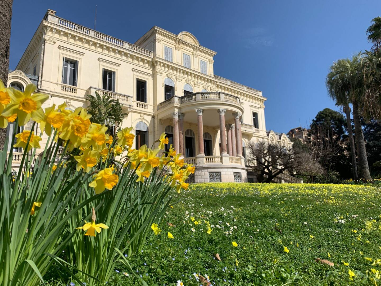 La Villa Rothschild accueillera quatre rendez-vous en août.