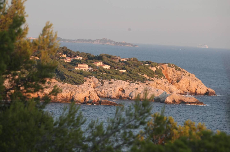 Vue sur Saint-Cyr-sur-Mer