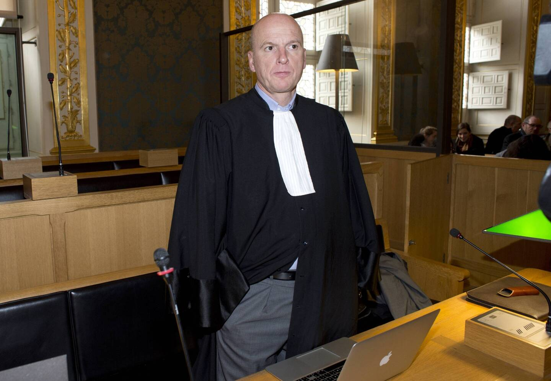 Maître François Saint-Pierre, avocat de Maurice Agnelet.