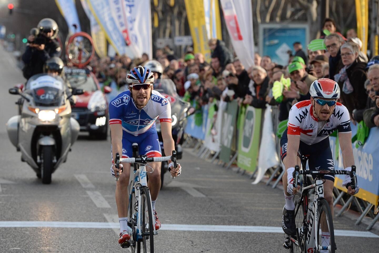 """Le Grand prix cycliste """"La Marseillaise"""" 'ici, l'arrivée en 2016 à Marseille) traverse le Var dimanche."""