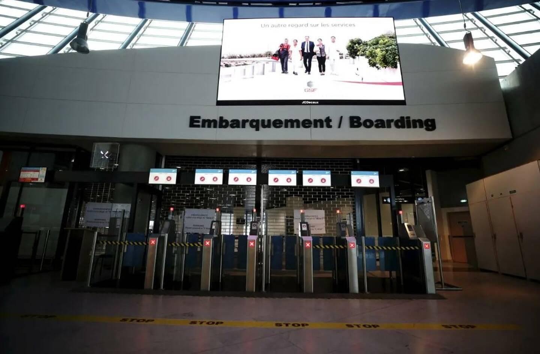 L'aéroport de Nice Côte d'Azur (image d'illustration).