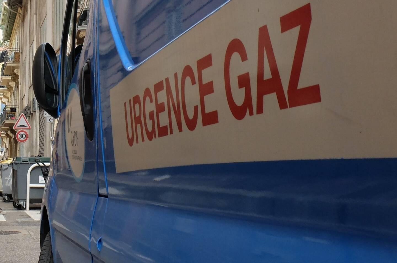 Une conduite de gaz a été endommagée à la suite de travaux dans un immeuble du centre de Fréjus.