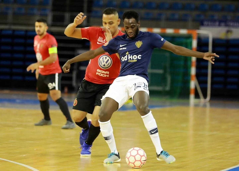 Adama Dhee (ici sous le maillot nantais) s'est engagé à Toulon.