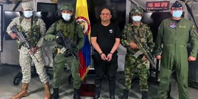 """""""Otoniel"""", le plus grand narcotrafiquant de Colombie, arrêté après une traque hors norme dans la jungle"""
