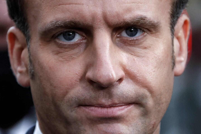 Emmanuel Macron le 29 octobre 2020 à Nice