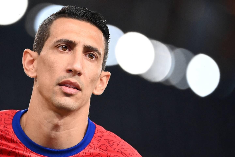 L'attaquant argentin du Paris SG Angel Di Maria au Parc des Princes, le 16 septembre 2020