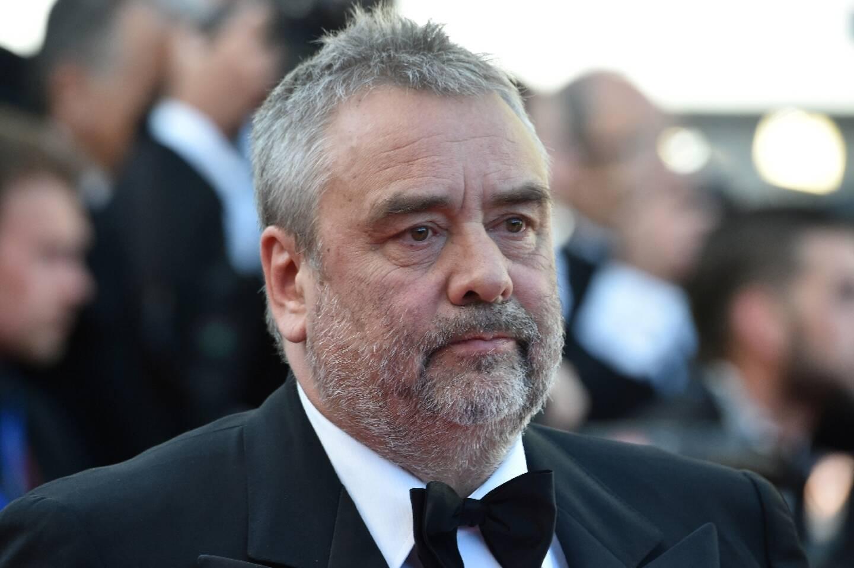Luc Besson le 20 mai 2016 à Cannes