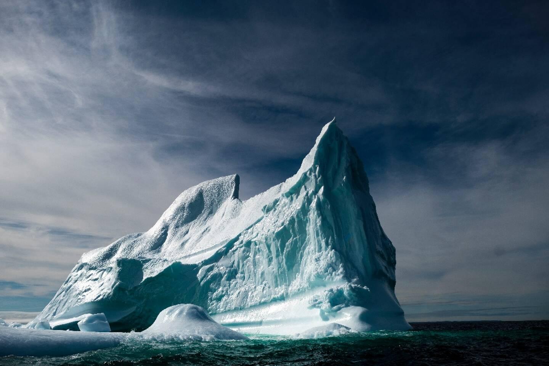 Un iceberg dans la baie de Bonavista, au Canada, le 29 juin 2019