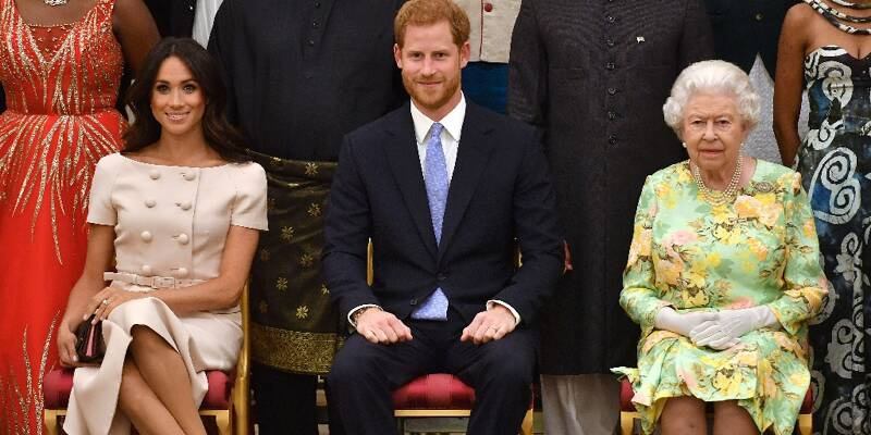 L'interview choc de Meghan et du prince Harry diffusée ce dimanche, après une semaine de passes d'armes avec la famille royale - Nice-Matin