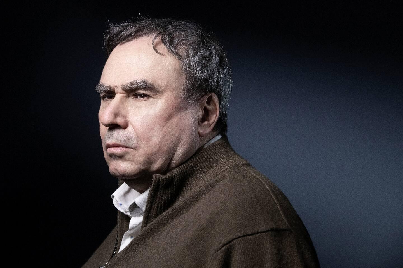 L'historien français Benjamin Stora, le 19 janvier 2021 à Paris