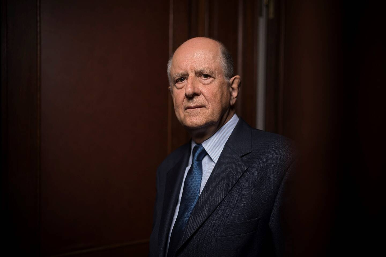 Jean-Marc Sauvé en septembre 2017 à Paris
