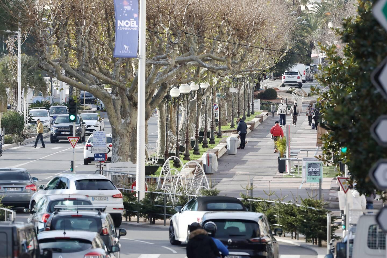 La promenade du Commandant Guilbaud,  fera l'objet d'une rénovation.