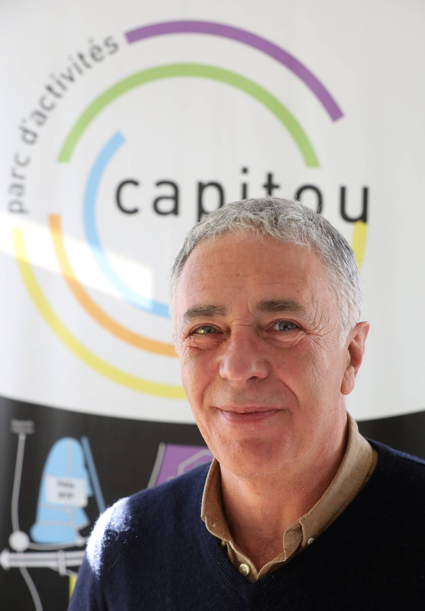 Christophe Laurent, président de Capitou Industries, suit les traces de son père, président fondateur.