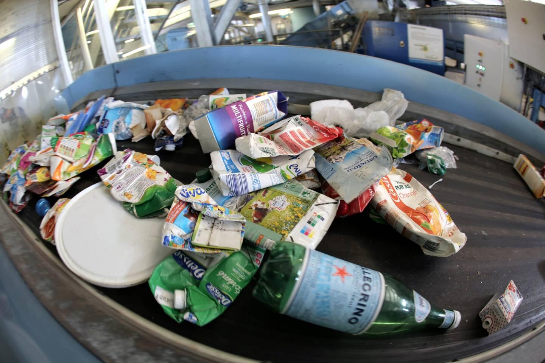 En 2019, 9 936 tonnes de déchets recyclables ont été collectées.