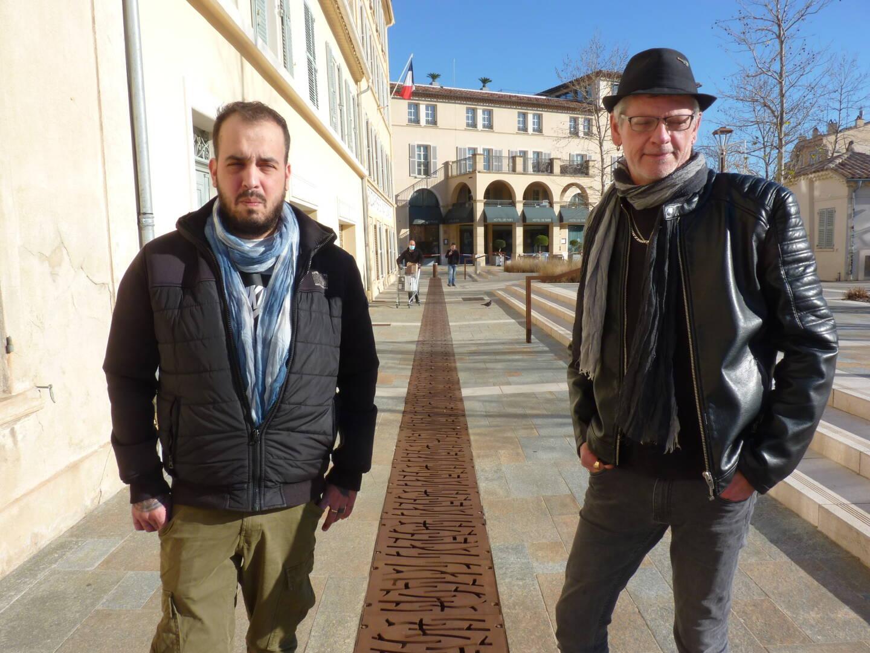 Cyril et Fabrice impatients de percer aussi dans le Sud.