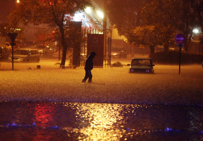 A Mandelieu, les inondations de 2015 et 2019 avaient fait des victimes et occasionné d'énormes dégâts.