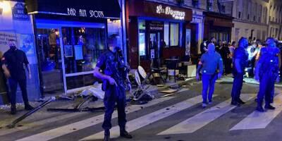 Dramatique accident à Paris: le chauffard finalement blessé, il purgeait une peine pour délits routiers